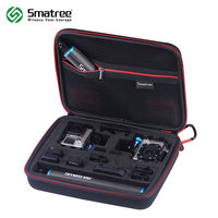 Smatree SmaCase G260SL Carrying Case For Gopro Hero 5 4 3 3 2 1 Cameras And