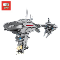 In Stock DHL Lepin Sets Star Wars Figures 1736Pcs 05083 Nebulon B Medical Frigate Model Building