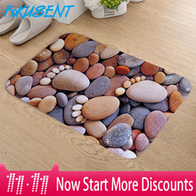 FOKUSENT Pebbles Feet Soft Floor Mat  Entrance Rug Bathroom Mat Superior Quality Living Room Door Mat premium superior quality norpro silicone pastry mat with measures