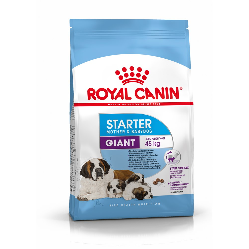 Puppy Food Royal Canin Giant Starter, 15 kg фокус blu ray