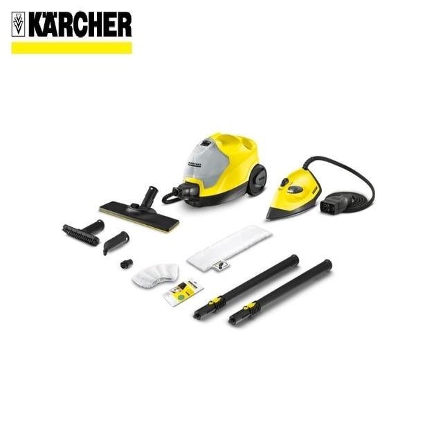 Пароочиститель KARCHER SC 4 EasyFix Iron Kit (желтый) * EU