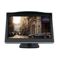 5 Car Monitor TFT LCD Screen HD Digital Car Rearview VCD DVD GPS Camera