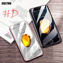 Premium Toughened Tempered Glass For iphone 6S 7 8 Plus 5S SE Upgrade 9H Screen Protector Protective Guard Film For iPhone X 8 7 стоимость