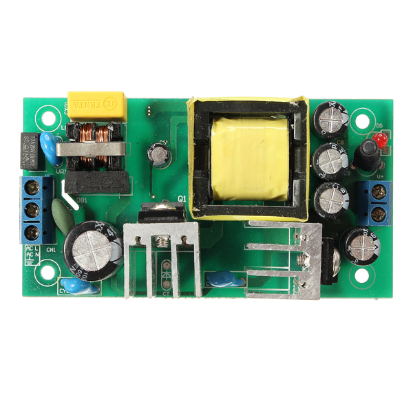 AC-DC 24W Isolated AC110V / 220V To DC 12V 2A Switch Power Supply Converter Module Switching Power Supply meanwell 12v 350w ul certificated nes series switching power supply 85 264v ac to 12v dc
