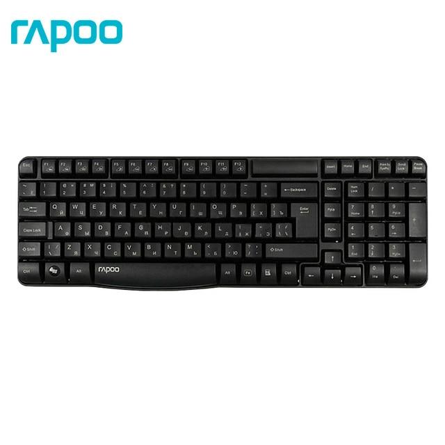 Беспроводная клавиатура Rapoo E1050(Russian Federation)