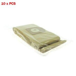 Image 2 - เครื่องดูดฝุ่นถุงกระดาษชุดเปลี่ยนสำหรับ Taski Vento 15   Vento 15 S (10 pcs. กระเป๋า)   7514888