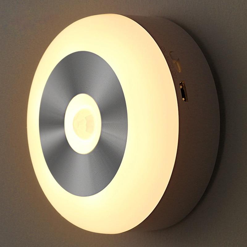 New scenery usb lamp with motion sensor led lights cabinet lighting
