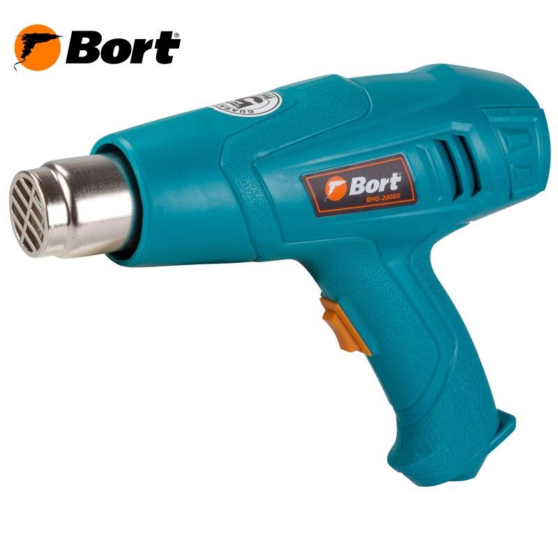 Heat gun Bort BHG-2000X bort bhg 2000l k 98291582 технический фен blue