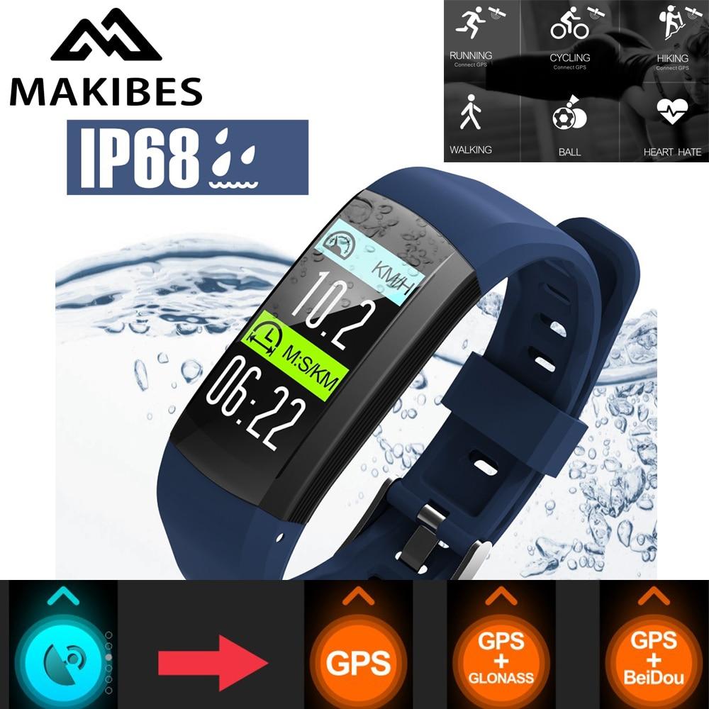 Free Shipping G04 Smart Wristband watches IP68 Waterproof clock pedometer Sport Bracelet GPS Heart Rate Activity Fitness Tracker цены онлайн