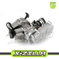 2 Stroke Engine Motor with Gear Box for 47cc 49cc 50cc Mini Pocket Bike Gas G Scooter ATV Quad Bicycle Dirt Pit Bikes Motorcycle