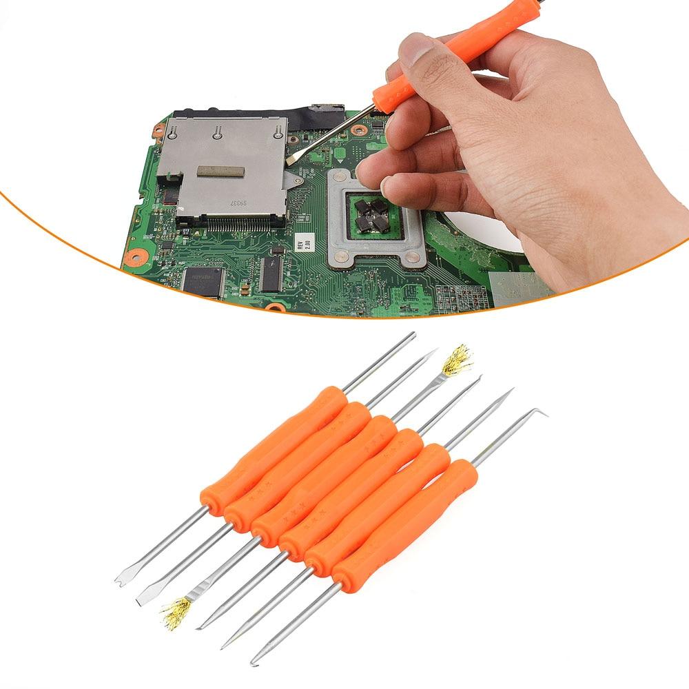 de solda elétrica kit chave de fenda