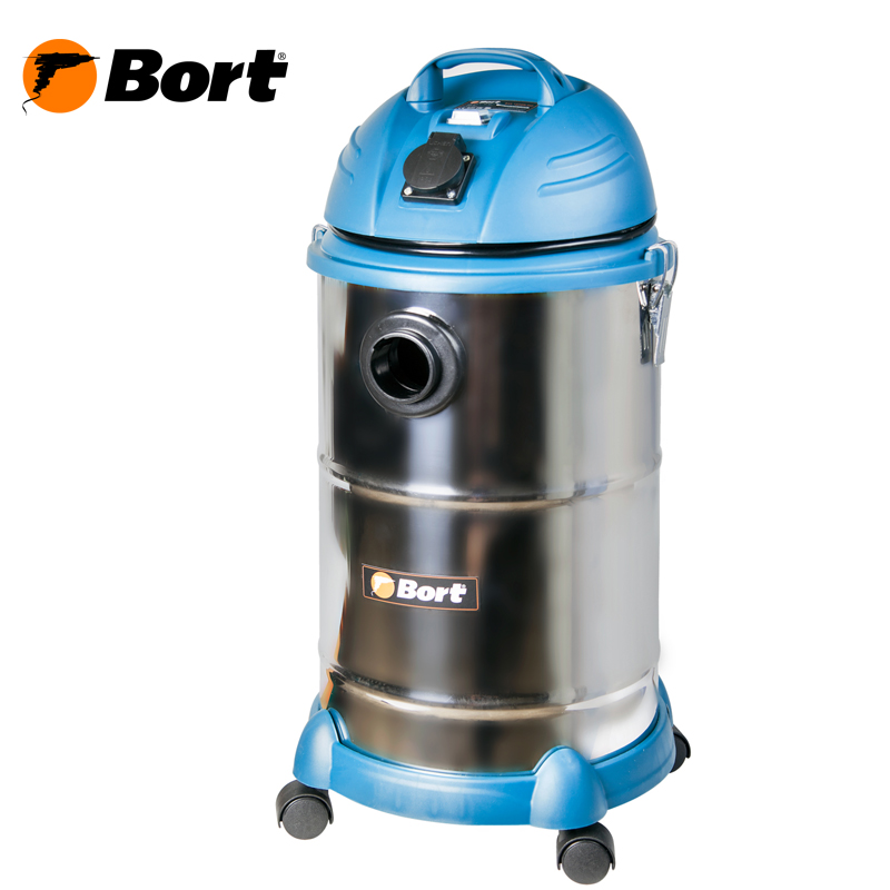 Vacuum cleaner for dry and wet cleaning BORT BSS-1530N-Pro