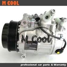 High Quality 7SEU17C AC Compressor For MERCEDES M-CLASS W164 ML350 ML500 W251 V251 R350 0012308411  V30-15-0017 447150-1260