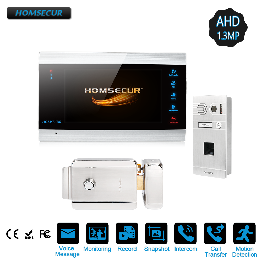 HOMSECUR AHD1.3MP 7