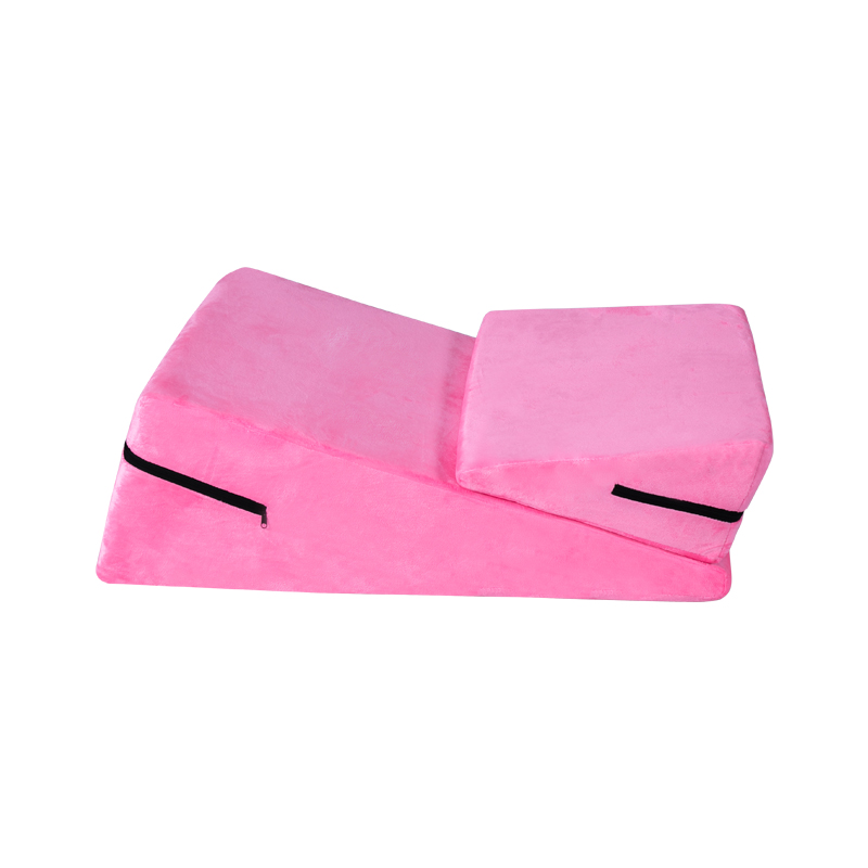 Louis Donne Wedge Ramp Combo Sex Pillow 34 x 24 x 12, Triangle Sponge Pillow Cushion Furniture, Sofa Bed Best Adult Products domi sex pillow furniture triangle magic wedge pillow cushion sofa bed erotic products adult game sex toys page 5