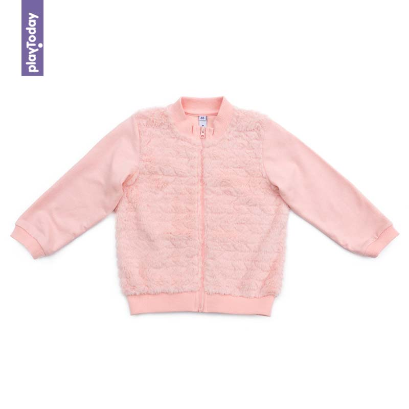 Hoodies and Sweatshirts PLAYTODAY for girls 378059 Children clothes kids clothes