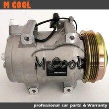 High Quality AC Compressor For Mitsubishi Montero Sport Nativa Triton L200 MN123627 MN123624 цена 2017