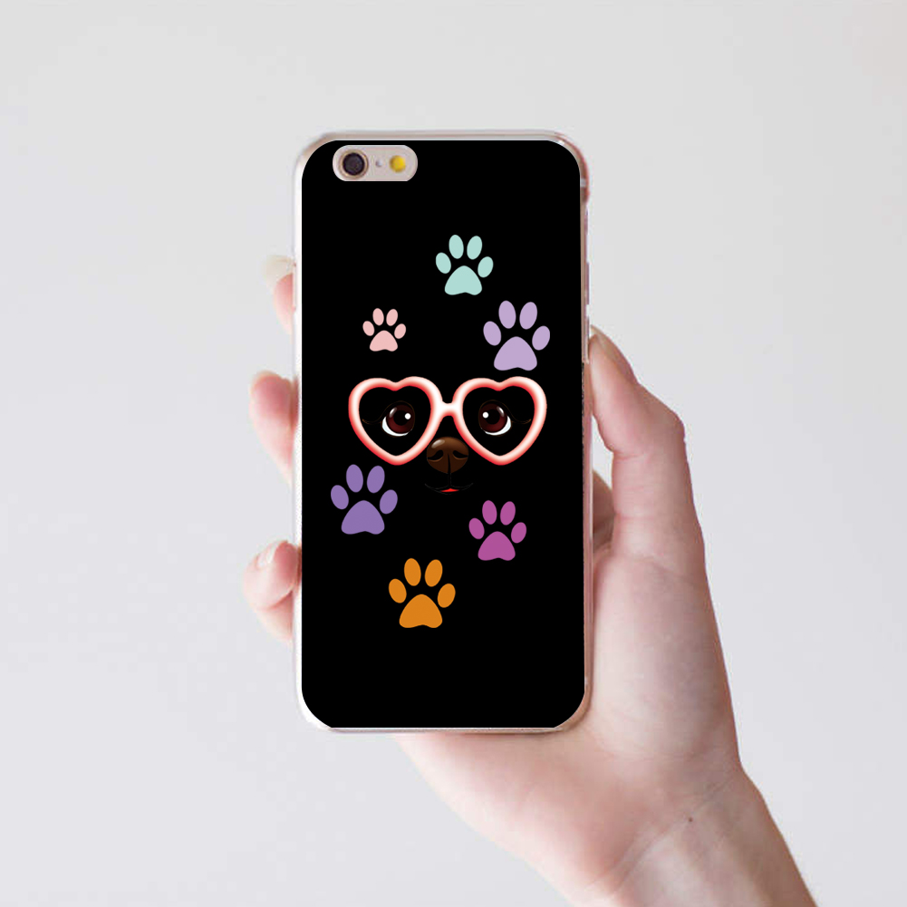 coque iphone 6 patte de chien