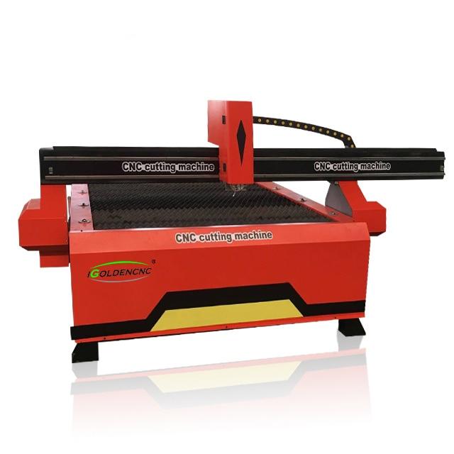Jinan CNC plasma cutting machine for metal sheet and pipe cutting hot sale 5