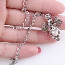 Dragon Ball Pendant Necklace  for Women and Men