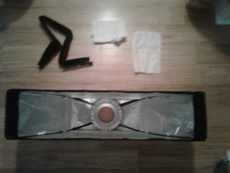 Godox 32 X 47 80 X 120cm Honeycomb Grid Softbox Soft Box With Bowens Mount For Studio Strobe Flash Light