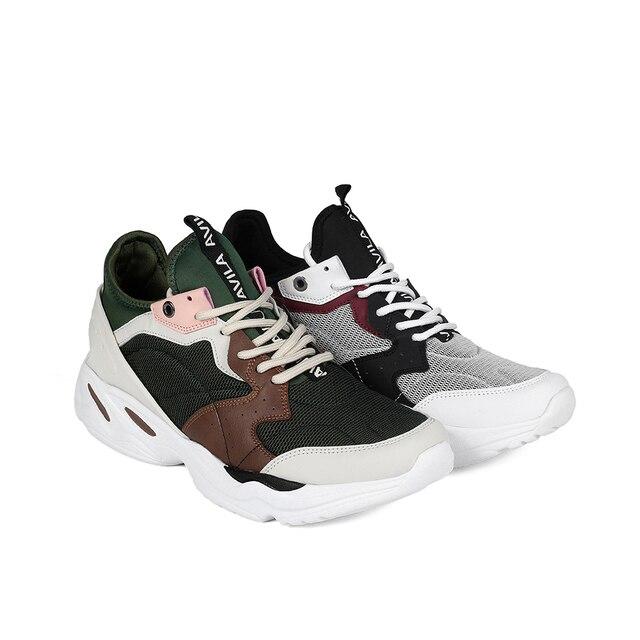 Мужские кроссовки мужская обувь сникерсы AVILA RC720AM020013-04-1-2 летняя спортивная обувь для бега для мужчин Доставка из РФ