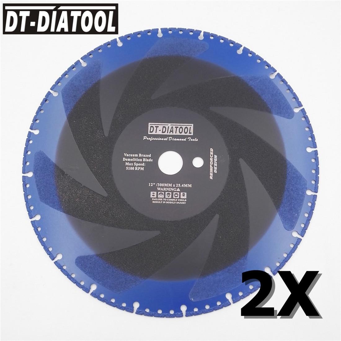 DT-DIATOOL 2pcs 12