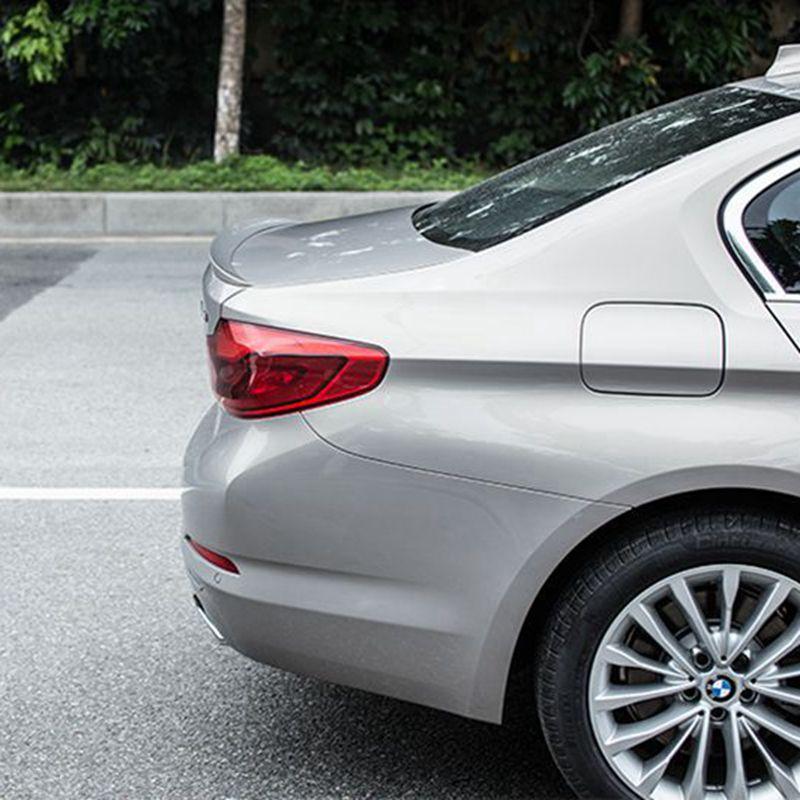 For 18 BMW G30 G38 Spoiler ABS Material Car Rear Wing Primer Color Rear Spoiler For BMW M5 520i 528i 535i 530i 525i Spoiler brand new for bmw e61 air suspension spring bag touring wagon 525i 528i 530i 535i 545i 37126765602 37126765603 2003 2010
