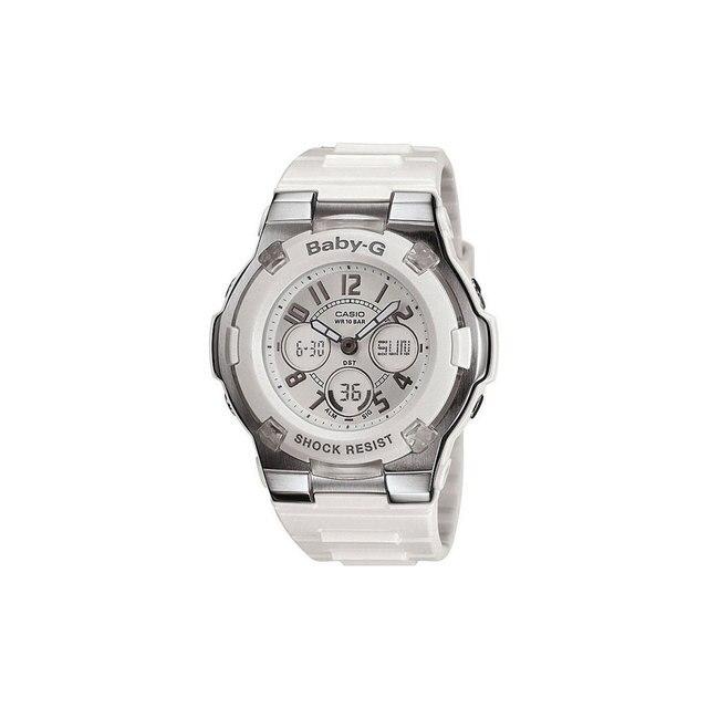 Наручные часы Casio BGA-110-7B женские кварцевые