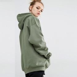 Oversized Hoodies Women 2018 Spring Autumn Fashion Batwing Long Sleeve Women's Hooded Sweatshirts Plus Size 4XL 5XL 3