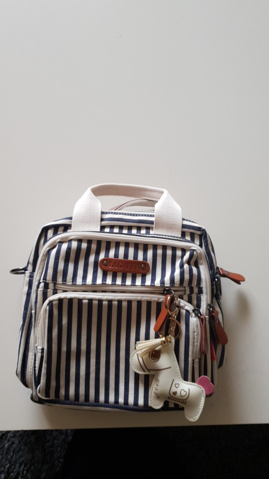 Multifunction Diaper Bag Backpack photo review