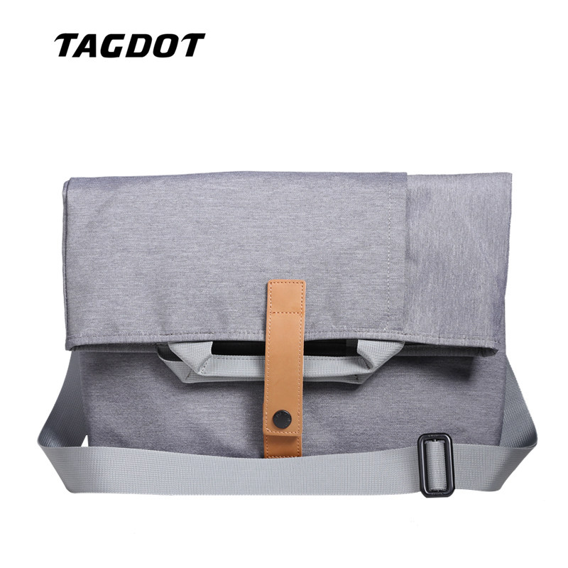 Tagdot Brand Art portfolio laptop bag supplies pop fashion Men Woman bag for Macbook pro 13 case 13.3 inch Notebook Shoulder bag transon big art school bag backpack art supplies bag waterproof art portfolio bag 68cm x 49cm