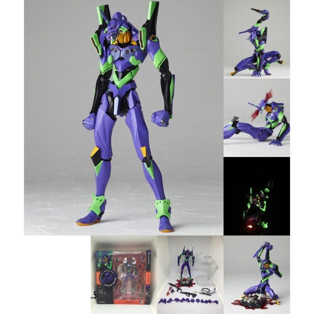 EVA Neon Genesis Evangelion EVA-01 TEST TYPE 01 Action Figure Toy Doll