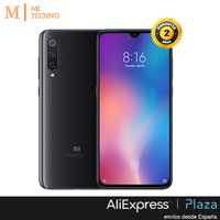 [Global Version] Xiaomi Mi 9 smartphone 6,39 (6 hard GB RAM + 128 hard GB ROM, qualcom 855, Camera's 48 MP, wireless charge)