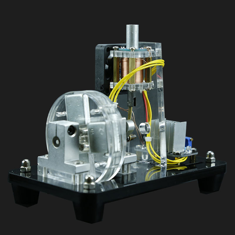 Single coil electromagnet reciprocating motor electronic production kit diy parts in DC Motor from Home Improvement