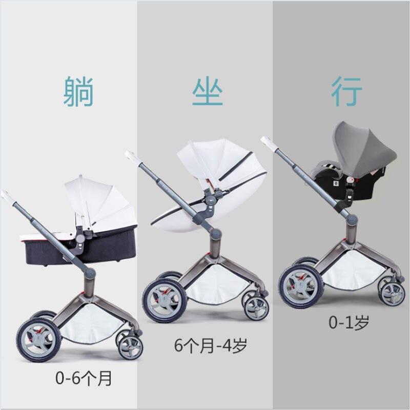 Carrinho de Bebê Inflável Mige Inflável Mige Inflável