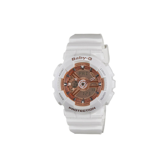 Наручные часы Casio BA-110-7A1 женские, детские кварцевые