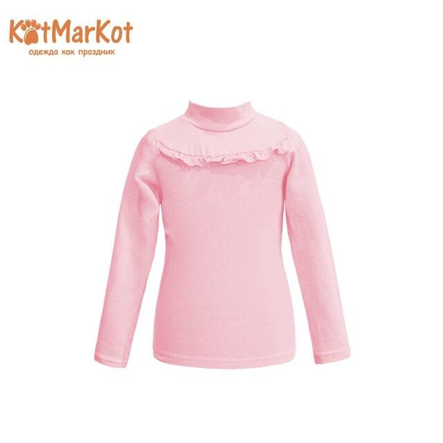 Водолазка для девочек Kotmarkot 13523