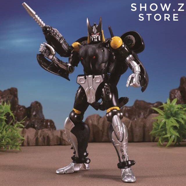 все цены на [Show.Z Store] Original Masterpiece MP-34S MP34S Shadow Panther Beast War Transformation Action Figure онлайн