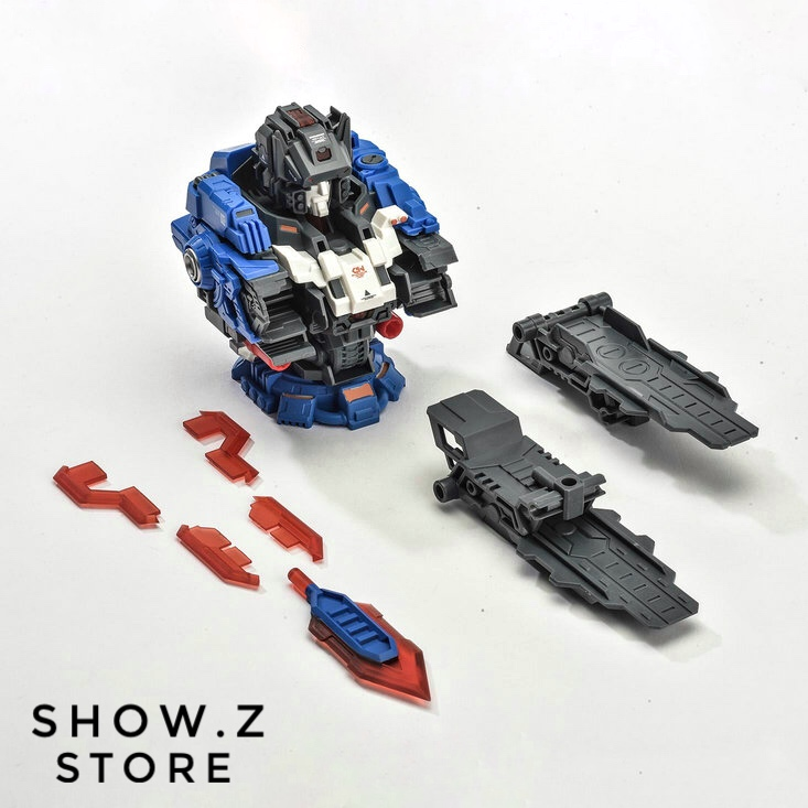 [Show.Z Store] Master Made Statue Series ST-04 ST04 Odin Fortress Maximus Bust Transformation Action Figure [show z store] g creation gdw 03 fuuma sixshot idw transformation action figure