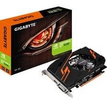 Новые карты для видеокарт GIGABYTE GT1030 OC 2G 64BIT GDDR5 DVI для NVIDIA GeForce GT 1030