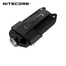 Hot Sale Nitecore TIP 2017 Metallic USB Rechargeable Keychain Light Built-in Li-ion Battery(China)