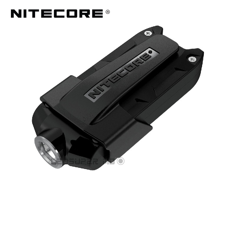 New Arrival Nitecore TIP 2017 Metallic USB Rechargeable Keychain Light Built-in Li-ion Battery nitecore lightweight tube rl red light 13 lm usb rechargeable mini led keychain light flashlight with li ion battery