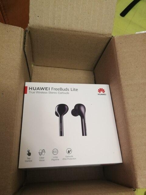 Беспроводные наушники Huawei FreeBuds Lite