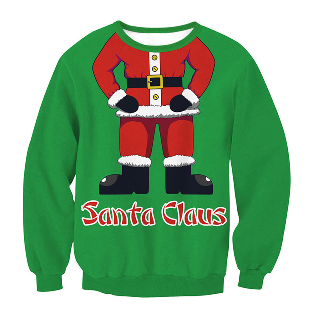 Christmas Style Men/Women 3d Sweatshirts Print Christmas Autumn Winter Thin Hooded Hoodies Unisex Pullovers