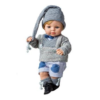 Doll BERJUAN мягконабивная 40 cm Mauro (1065)