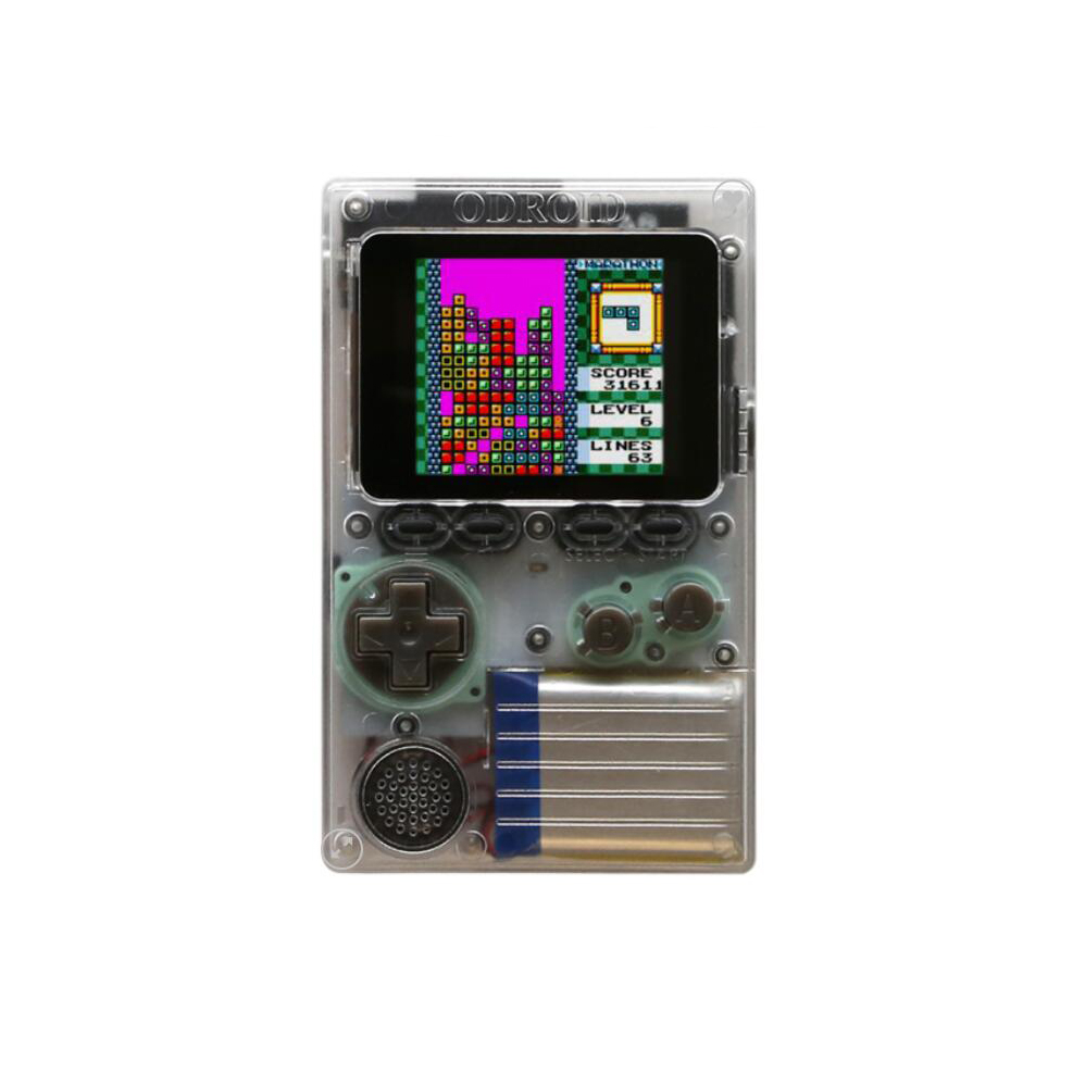 Shenzhen magasin portable odroïde Go bricolage Gamer kit