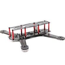 TCMM New QAV250 5 inch FPV Frame Kit 250mm Wheelbase 3mm Arm Carbon Fiber for RC Drone FPV Racing Frame Kit