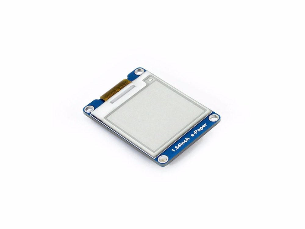 Image 5 - 1.54inch e Paper Module 200x200 E Ink Display Screen 2 color black & white SPI Wide Viewing Angle Supports Partial Refresh-in Demo Board from Computer & Office