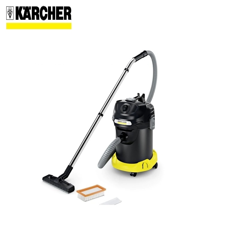 Ash vacuums AD 4 Premium KARCHER Vacuum cleaner Ash and dry collection Suction cleaner Hoover with metal container vacuum cleaner wet and dry karcher ad 4 premium eu ii